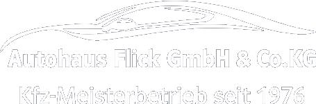 Autohaus Flick – KFZ Meisterbetrieb Logo